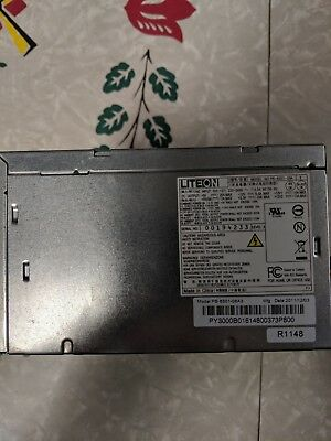 Liteon PS-6301-08A 300W 24-Pin ATX Desktop Power Supply