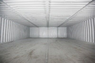 40ft Shipping Container  - Workshop - Storage - Office - Security *plus VAT*