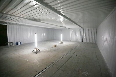 40x32 Shipping Container Conversion - Workshop Store *inc VAT*