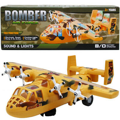 Bomber Air Force Airplane
