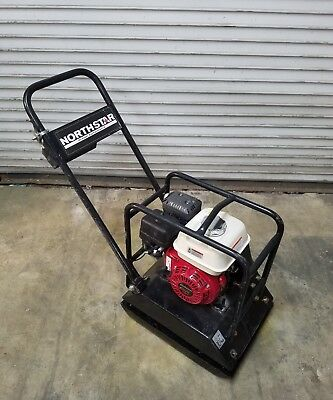 NorthStar  Plate Compactor - With Honda GX160 Engine
