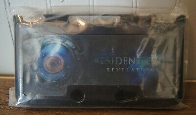 New! Resident Evil Revelations 3DS Limited Edition Lenticular Case by Capcom