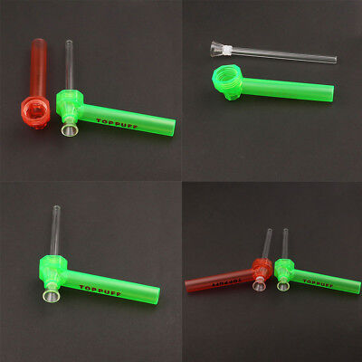 Plastic Hookah Screw Bottle Lide Converter Water Bong Glass Pipes Smoking Tool
