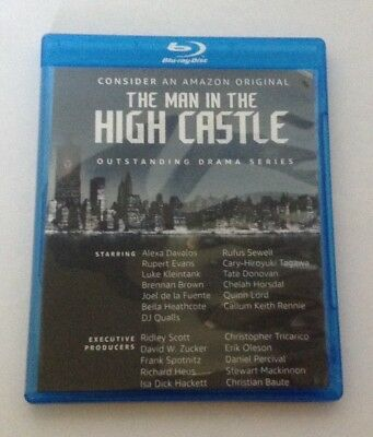 The Man In The High Castle AMAZON Complete Season 2 FYC EMMY Promo 3 DVD 2017