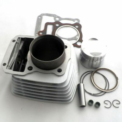 62mm Big Bore Cylinder for 125cc 150cc ATV Dirt Bike Motorcycle CG125