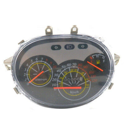 Scooter Speedometer Gauge Instrument Chinese GY6 150cc  VIP FUTURE CHAMPION New