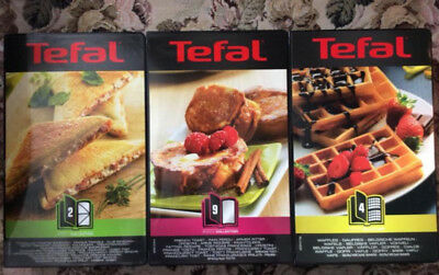 Tefal Snack Collection Plates
