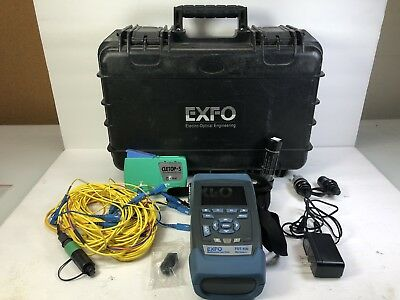 Great!! Exfo  FOT-930 Max Tester II - Fast Shipping !!