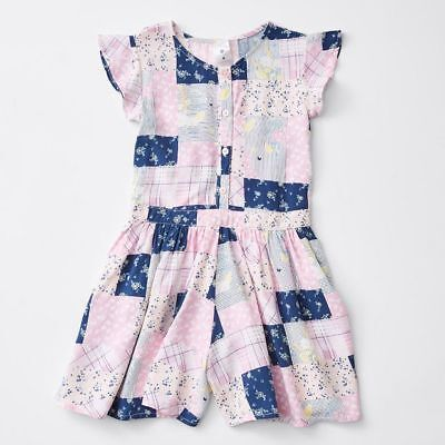 NEW Patchwork Playsuit Kids