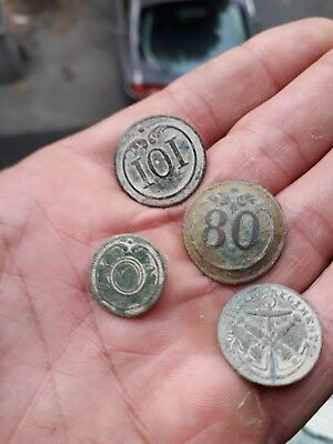 Lot bouton empire napoleon