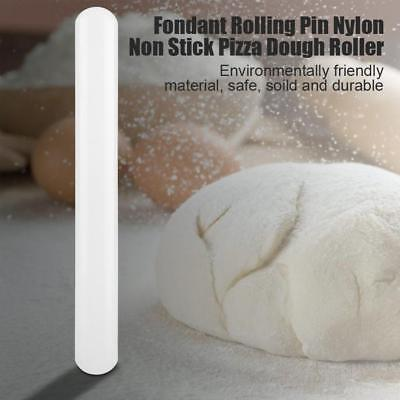 2 styles Non-stick Fondant Roller silicone Rolling Pin Cake Pastry Cooking Bakin