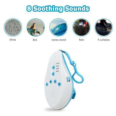 Baby Sleep Soothers Sound Machine Nessun Noise Record Sensore vocale K1S9