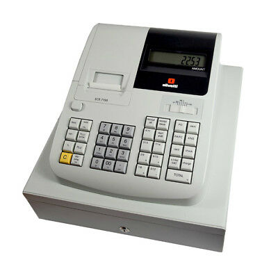 Olivetti ECR 7190 Cash Register Shop Till