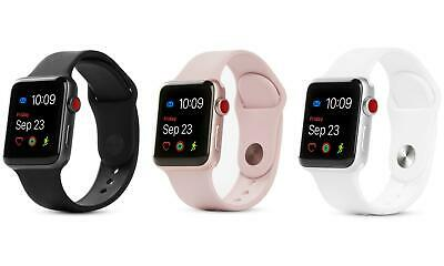 Apple Watch Series 3 (38MM / 42MM) Space Gray Silver Rose Gold GPS+LTE Cellular