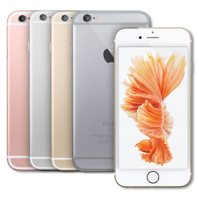 iPhone 6S Plus ✤16 32 64 128GB✤ Space Gray AT&T T-Mobile Sprint Verizon Unlocked