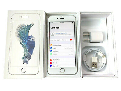 Apple iPhone 6S |16GB 64GB 128GB| AT&T T-Mobile Sprint Verizon Unlocked GSM CDMA