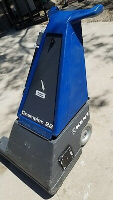 Kent Euroclean Champion® 28 Wide Area Walk Behind Self Propelled Upright Vacuum