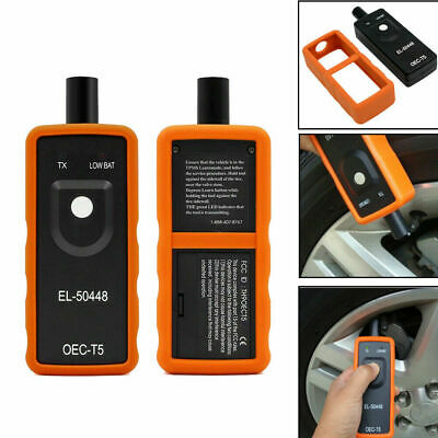EL-50448 TPMS Auto Tire Pressure Monitor Sensor Reset Tool OEC-T5 for GM Vehicle