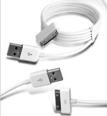 New USB Sync Data Charging Charger Cable Cord for Apple iPhone 4 4S 4G 4th IPOD