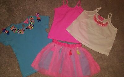 mim pi girls 4 peice outfit age 2-4 years. Girls designer clothing