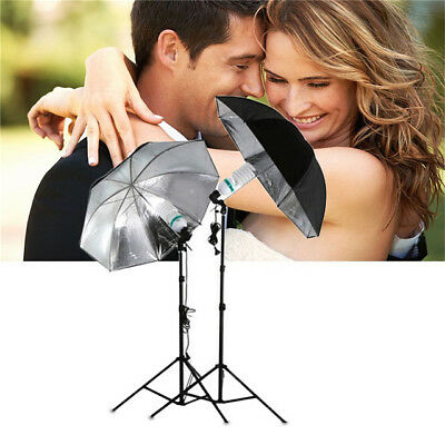 Umbrella For Lamp Photography Photo Video Studio Light Kit Soft White Reflector