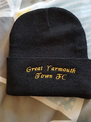 Great Yarmouth Town FC Beanie Hat