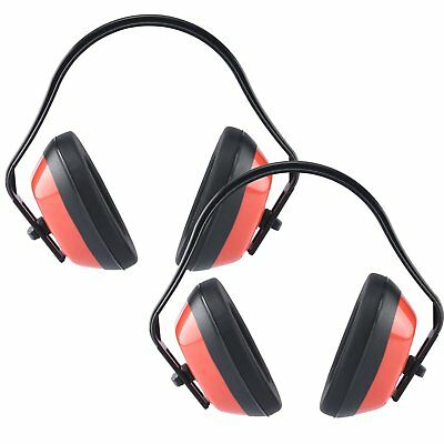 Neiko 53925A Adjustable Safety Ear Muffs | ANSI S3.19-1974 Approved, NRR 26 dB |