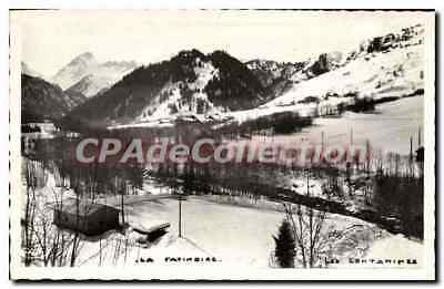 CPA Les Contamines patinoire