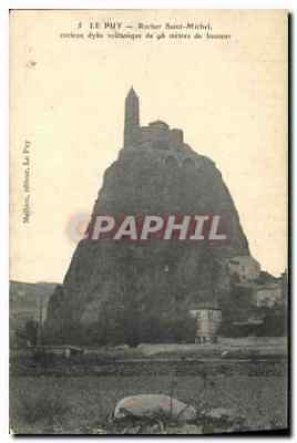 CPA Le Puy Rocher Saint Michel