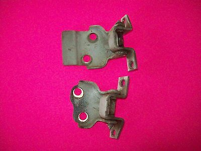 1990-93 Geo Metro Convertible-Driver's Door Hinges X 2: