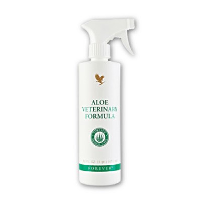 Forever ALOE VETERINARY FORMULA (SPRAY) 16 FL (473ml) Herbal for animals #030