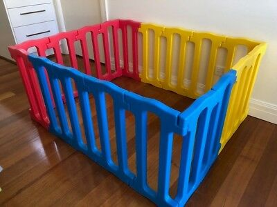 Large Baby Playpen |  Make your own shape