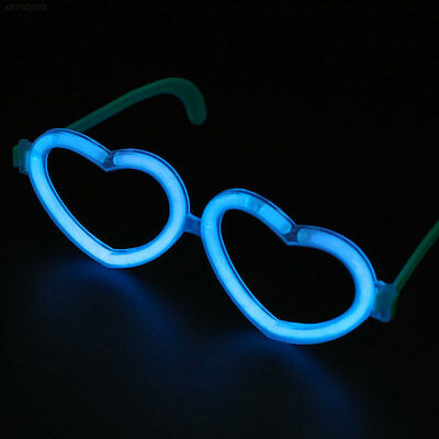 Luminous Glasses Festival Solid Love Xmas Halloween Party Club Sunglasses