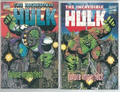 The Incredible Hulk Future Imperfect #1 & 2 VF/NM