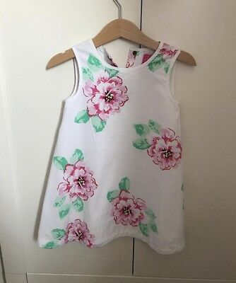 Joules Dress Toddler 18-24 months
