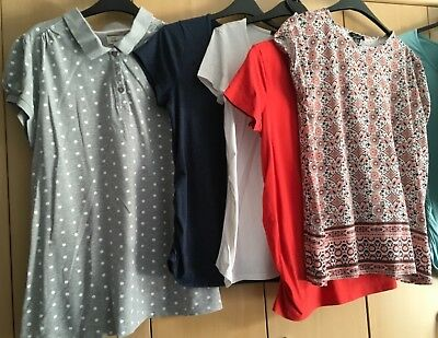 Bundle of Size 16 Maternity Tops , by Motehrcare , NEXT , New Look 👀
