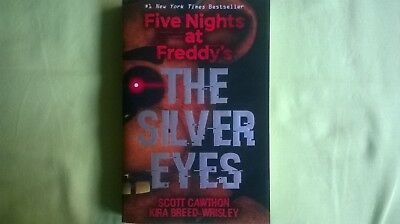 Five Nights At Freddy's The Silver Eyes English