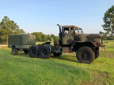 1900 Other Makes  1993 BMY M932A2 with backpack M105A2
