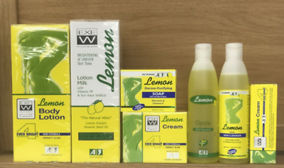 A3 Lemon ,Ever Brightening ,Face Cleansing ,Moisturising Body Products,Skin Care