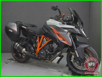 KTM Super Duke  2016 KTM SUPER DUKE GT ADVENTURE