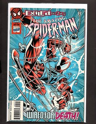 AMAZING SPIDER-MAN  # 405 Exiled part 2 of 4