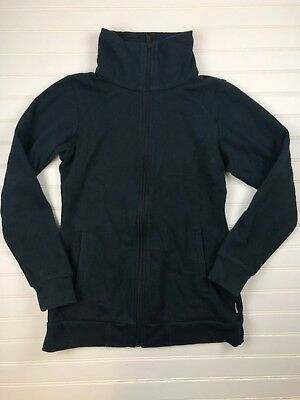 Columbia Women's Size XS Full Zip Cotton Poly Jacket Coat Front Pockets (A43)