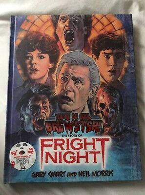 You're So Cool Brewster: The Making Of Fright Night Numbered Edition