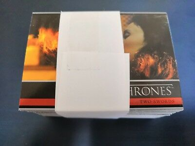 Game of Thrones Season 4 Trading Card Set Komplett (100 Cards) - Rittenhouse