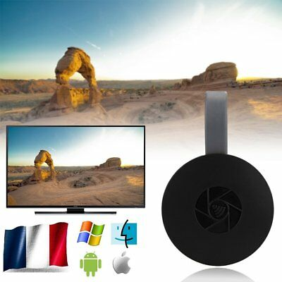1080P Mirascreen WiFi sans fil TV Display Dongle vidéo récepteur for iOS Android
