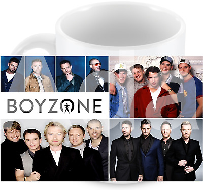 Boyzone 25 Years Thank You And Goodnight The Farewell Tour Mug Uk Seller