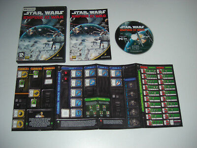 STAR WARS EMPIRE AT WAR Pc DVD Rom - FAST POST