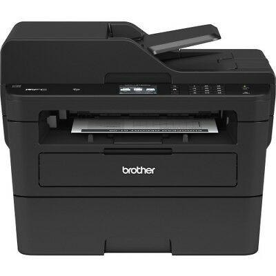 NEW Brother MFC-L2750DW All-in-One Compact Laser Printer 2.7-in Multifunction