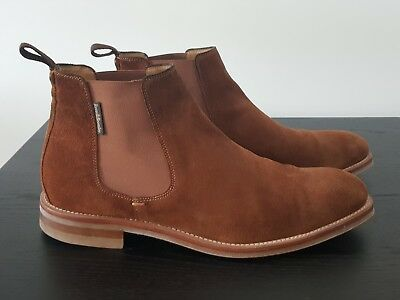 Russell and Bromley Suede Chelsea Boots