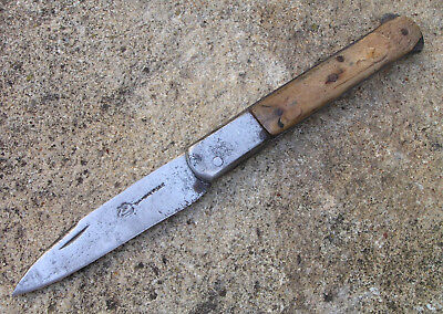 Ancien Couteau St. Martin Barnérias Old Knife